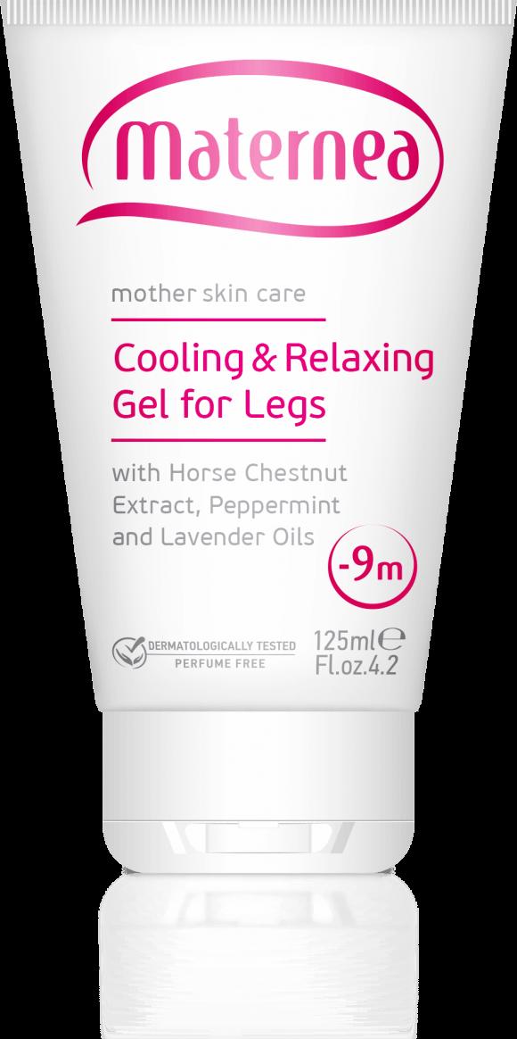 涼感舒護美腿膠