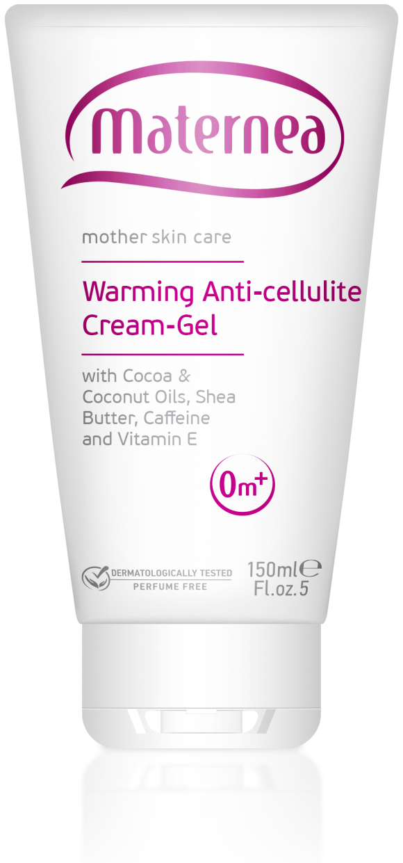 Warming Anti-cellulite Cream-Gel