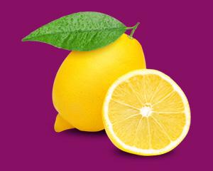 本週的寶寶跟一個檸檬一樣大