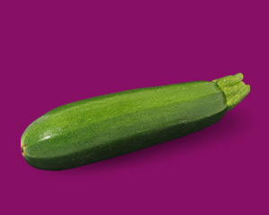 a courgette