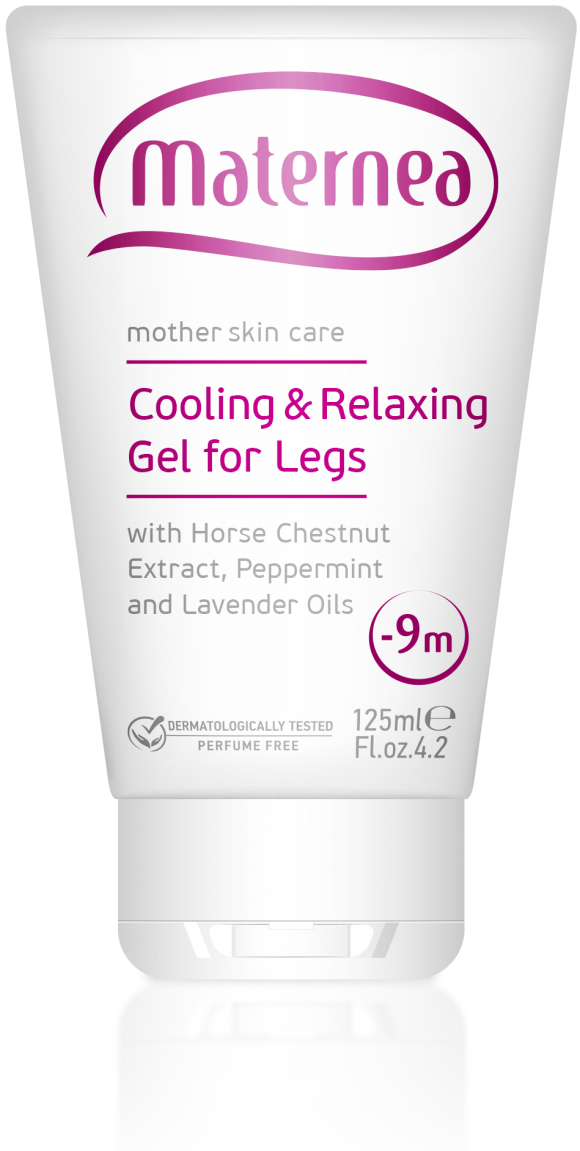 Cooling & Relaxing Gel for Legs