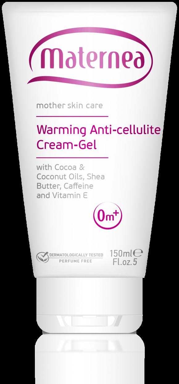 Warming Anti-cellulite Cream-Gel
